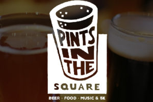 Pints in the Square