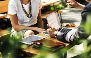 Attracting customers through relationship marketing