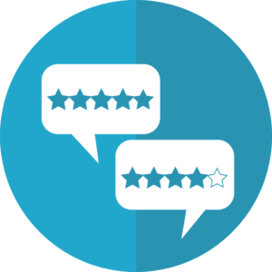 Encourage customers/clients to write reviews about you and/or your agency