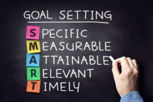smart goals spelled out