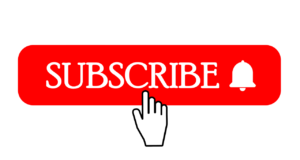 red subscribe button with a white bell